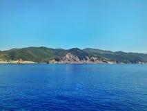 Isola d `厄尔巴岛意大利 免版税库存照片