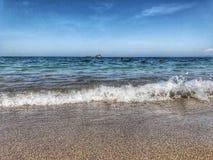 Isola D ` Elba Arkivbilder