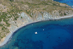 Isola d'Elba-Il Giardino beach Royalty Free Stock Image