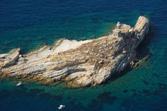 Isola d'Elba-Lo Scoglietto Royalty-vrije Stock Afbeelding