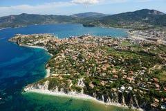 Isola d'Elba-Portoferraio harbour Royalty Free Stock Image