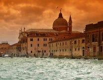 Isola de Giudecca Photographie stock libre de droits