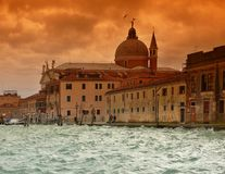Isola de Giudecca Royalty Free Stock Photography