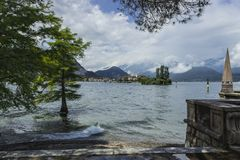 Isola dei Pescatori obrazy stock