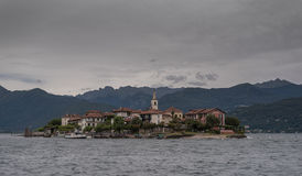 Isola dei Pescatori, Stresa, Italy Royalty Free Stock Photos