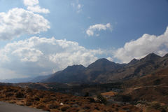 Isola del Crete fotografie stock