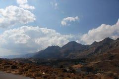 Isola del Crete Immagini Stock