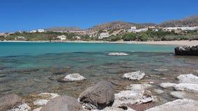 Isola del Crete, Grecia stock footage