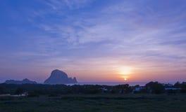 Isola del ¡ di es Vedrà Fotografia Stock