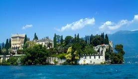 Isola del Garda Стоковая Фотография