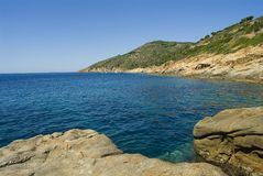 Isola del Giglio Royalty Free Stock Image