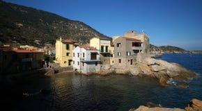 Isola del Giglio Stock Photos
