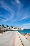 Isola del Greco di Spetses Immagini Stock Libere da Diritti