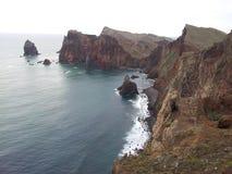 Isola del Madera Fotografie Stock Libere da Diritti