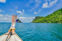 Isola del mare Fotografia Stock
