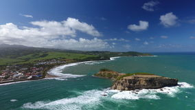 Isola del marie di Sainte fotografia stock libera da diritti