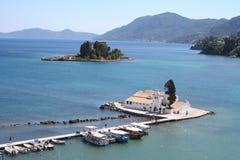 Isola del mouse. Fotografie Stock