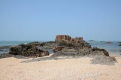 Isola del ` s di St Mary immagini stock libere da diritti