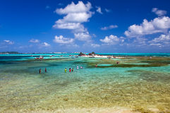 Isola del San Andres, Colombia Fotografie Stock