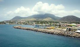 Isola del San Cristobal del san Immagini Stock Libere da Diritti