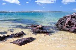 Isola del South Pacific Immagini Stock