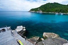 Isola del Tao del KOH Fotografia Stock Libera da Diritti