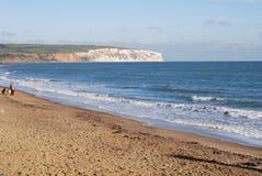 Isola del Wight Fotografia Stock Libera da Diritti
