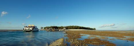 Isola dell'airone Immagine Stock Libera da Diritti