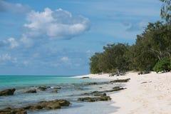 Isola dell'airone Fotografia Stock