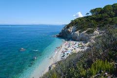Isola dell'Elba, Italia Fotografia Stock Libera da Diritti