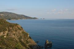 Isola dell'Elba, Italia Fotografie Stock Libere da Diritti