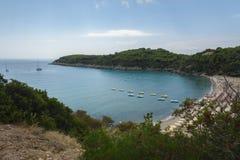 Isola dell'Elba, Italia Fotografia Stock