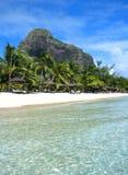 Isola dell'Isola Maurizio Immagini Stock