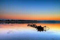 Isola dell'Italia di Grado fotografia stock