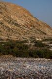 Isola dell'Oman Hallanyiat Immagine Stock
