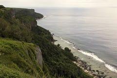 Isola dell'u.c.e. nel Tonga Fotografia Stock