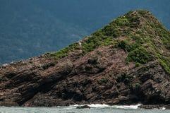 Isola della balena Fotografia Stock Libera da Diritti