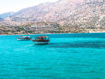 Isola della Grecia - Creta fotografia stock libera da diritti
