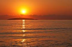 Isola della st John Immagine Stock