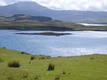 Isola della Tabella di McCleods di Skye Immagine Stock
