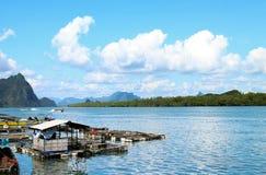 Isola della Tailandia Phuket Immagini Stock Libere da Diritti