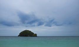 Isola della tartaruga immagine stock libera da diritti