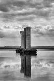 Isola della torre Fotografie Stock