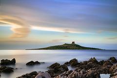 Isola Delle Femmiine Fotografia de Stock