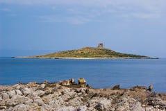 Isola delle femmine, Palermo Stock Photos