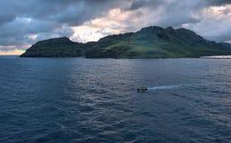 Isola delle Hawai Fotografia Stock Libera da Diritti