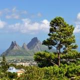 Isola delle Mauritius Fotografia Stock Libera da Diritti