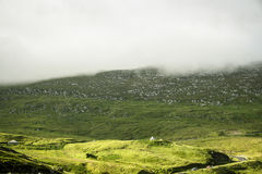 Isola di Achill Fotografia Stock