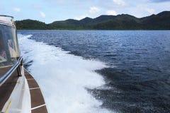 Isola di Adang Rawi, parco nazionale di Tarutao, Satun, Tailandia immagini stock libere da diritti