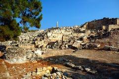 Isola di Aegina Fotografia Stock Libera da Diritti